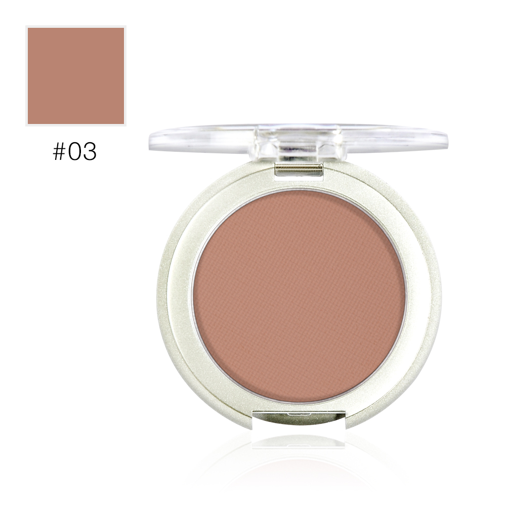 調合眼影-霧色系列 Eye Shadow Matt